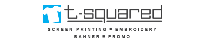 T-Squared Screen Printing & Embroidery